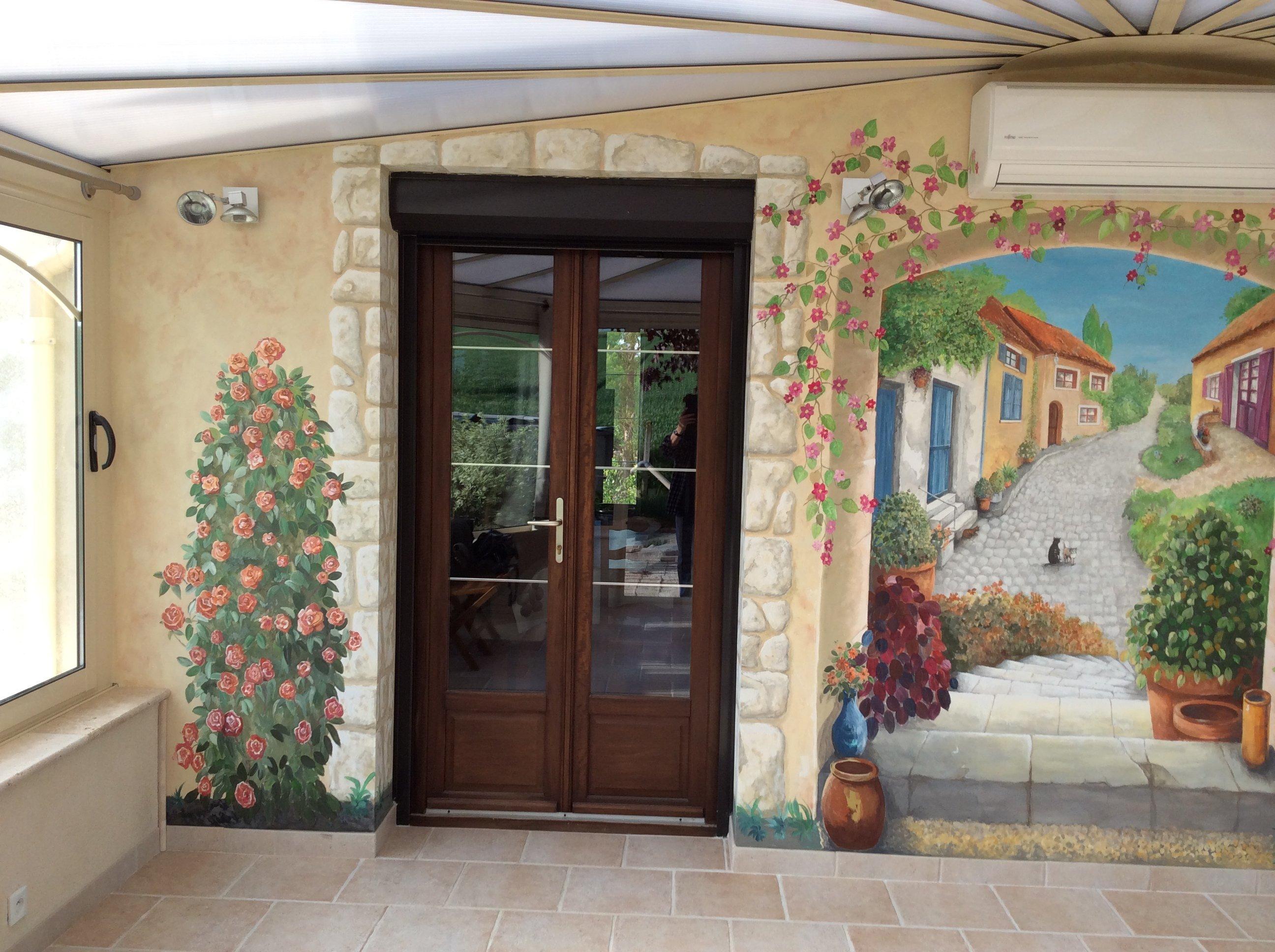 artiste peintre fresques trompe l 39 oeil dans l 39 yonne 89. Black Bedroom Furniture Sets. Home Design Ideas